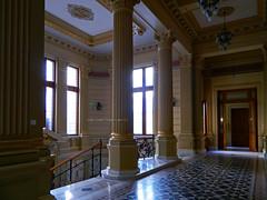 Central University Library of Bucharest (Carpathianland) Tags: architecture century biblioteca romania carol belle xix bucuresti piata 19th epoque centrala arhitectura revolutiei universitara secolul