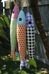 Jack's Catch of the Day (Roxy Creations) Tags: fish liberty handmade linen sew fabricfish