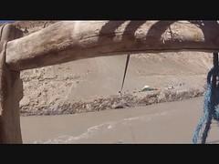 Cross Zanskar river with me ! (Dolkar-photographe...) Tags: river moving movement travels transport move chilling treks displacement