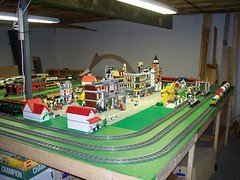LTL100712 01 (Dyson2972) Tags: layout lego trains 2012 moc