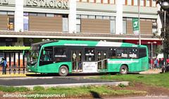Transantiago (Bus Hbrido) | Buses Vule - I09 | Marcopolo Viale BRS - Volvo B215RH / FLXP39 - 1804 (Administracionytransportes.cl - Ariel Cruz Pizarro) Tags: bus hbrido marcopolo vialebrs volvo 215rh ecolgico medioambiente verde transantiago i09 vule arielcruzpizarro administracionytransportescl