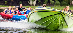 Summertime fun..... (Kevin Povenz) Tags: 2016 august westmichigan kevinpovenz michigan campconcordia water fast boat tube guys kids fun summer lake canon7dmarkii sigma150500 green splash excitement outdoor outdoors outside holycross