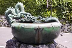 A Dragon Fountain at Toshougu Shine (SAM601601) Tags: fountain dragon nikko japan sam601601 toshougu shrine