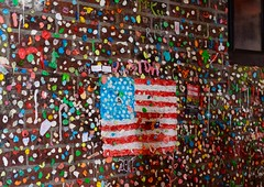 GUM WALL, Pike Place Market, Seattle (shireye) Tags: gumwall pikeplacemarket seattle wa washington
