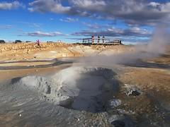 Nmafjall (Ondrej V.) Tags: namafjall iceland mudpot outdoor geothermal steam hotsprings sulphur hverir