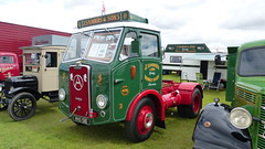 1954 Atkinson ST1044LW Reg: HHS 516 (bertie's world) Tags: lincolnshire steam rally 2016 lincoln showground 1954 atkinson st1044lw reg hhs516 truck