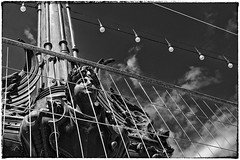 Freedom_8486 (cocolokoproducciones) Tags: noirblanc blackwhite statue libert freedom