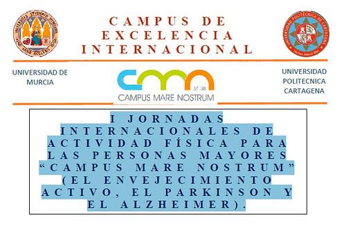 I Jornadas Internacionales de Actividad Física para las Personas Mayores