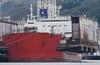 Dockwise Swift (zargoman) Tags: seattle elliottbay pugetsound harborisland heavy lift ship dockwise swift drydock