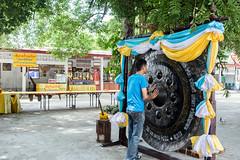 THAI2016_-268 (sandmilk) Tags: thailand lampang temple gong