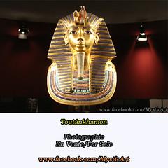 Toutnkhamon Portrait (Mystic Art *) Tags: tutankhamun pharaoh king egypt pyramid symbols symbol light night moon dream magic