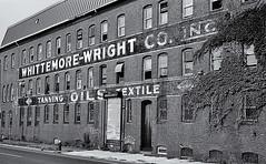 Tanning & Textiles (jores59) Tags: boston bostonma charlestown 620film mediumformat kodakmedalistii medalistii medalist ilfordfilm whittmorewrightcompany