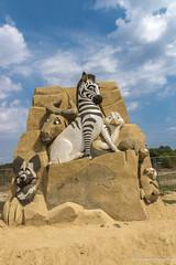 072 - Burgas - Sand Sculptures Festival 2016 - 24.08.16-LR (JrgS13) Tags: bulgarien filmhelden outdoor reisen sand sandscuplturefestivals sandskulpturenfestival urlaub burgas