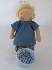 Jannis Michel 2 (belambolo1) Tags: waldorf waldorfdoll waldorfstylde puppen doll doll30cm belambolo stoffpuppe puppe