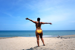 DSC00570(1) (Julia Malm) Tags: mexico puerto vallarta guau sayulita san pancho beach playa busride ocean vacation bikini friends family tortugas food hamburguesa con camarn agua de jamaica pollo ajo foodporn