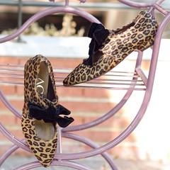 Y para recibir al otoo nada mejor que el primer par de zapatos de la temporada!! Estas bailarinas en estampado animal con lazo de terciopelo de la nueva coleccin de @aglshoes han sido las elegidas No os parecen ideales???. Si os gustan, tenis todos (WOWS_) Tags: fashion beauty moda belleza streetstyle
