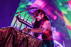 Golden Dawn Arkestra at LEVITATION FRANCE 2016