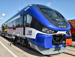 Innotrans2016_7 (Rolls-Royce Power Systems AG) Tags: mtu innotrans rollsroyce power systems rail bahn locomotive engine powerpack