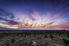 Colores del amanecer (jmarcos.carmona) Tags: azul cielo cordillera exposicin larga hdr colores siluetas nubes amanecer espectacular f28 1116mm tokina gran angular 700dt5i canon