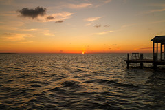 Sunset in Islamorada (digital.photo99) Tags: florida islamorada vereinigtestaaten villagemobilepark us sonnenuntergang sunset mehrozean mare himmel sky welle wave wolken