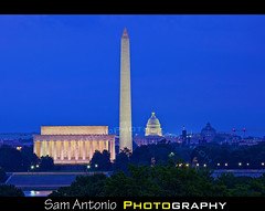 A City of Monuments, Memorials and Criminals (Sam Antonio Photography) Tags: usa history america outdoors washingtondc washington districtofcolumbia unitedstatesofamerica politics capitol lincoln lincolnmemorial bluehour arlingtonvirginia republican washingtonmonument georgewashington democrat scenics republicannationalconvention lifestyles barackobama uspresidents governmentbuildings capitalcities traveldestinations mittromney famouslandmarks internationallandmark rosslynvirginia gopconvention lincolnmemorialnight rncconvention election2012 washingtondcguide iwojimamarinememorial washingtondcphotography washingtonmonumentnight washingtondcstockphotography samantonio photographingwashingtondc photolocationswashingtondc gettyimageswashingtondc topsiteswashingtondc washingtondcbluehour washingtondcphotolocations uscapitolnight