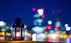 Candlelit Bokeh (Daniel E Lee) Tags: night canon candle bokeh candleholder candlelit 550d t2i sigma50mm14 kissx4