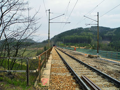 DSCN0087 (Marcel Musil) Tags: republic czech railway viaduct viaduc ferrocarril viaducto ferroviario viadukt eisenbahnviadukt kutiny viadotto wiadukt ferroviaire kolejowy eleznin