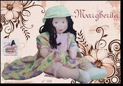 Margherita - 108 - (Luciana Dollsmaker) Tags: doll arte bambini rag serie ragdoll bambole gioco giocattoli hobbie stoffe artigianato cucito infanzia bamboledipezza bamboline hobbistica lavorifattiamano lucianadollsmaker