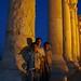 Desbravando as ruinas de Palmyra
