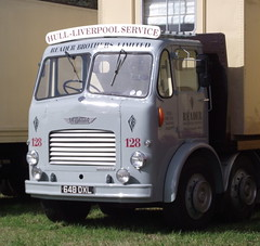 taken at pickering (sexyswindler) Tags: vintage trucks lorries