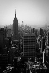 "View from the Top of The Rock. New York, NY, USA. • <a style=""font-size:0.8em;"" href=""http://www.flickr.com/photos/35947960@N00/8000431177/"" target=""_blank"">View on Flickr</a>"