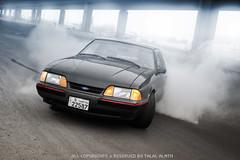 F-Body Burnout (Talal Al-Mtn) Tags: body super fox kuwait supercharged lx vortech procharged kuwaitcars mustanginkuwait mustanggtsupercharged