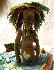 Vodnik (4) (McFiberNutt) Tags: thread miniature crochet folklore amigurumi