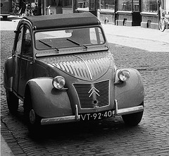 VT-92-40 Citroën 2CV AZL 1957 (TedXopl2009) Tags: citroën 2cv azl vt9240