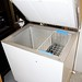 Chest freezer - 2 compartments