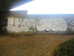 RECO/GUERO (oh'yea..BIG`TIME!) Tags: california graffiti oakland bay cal area 2012 guero tmd reco