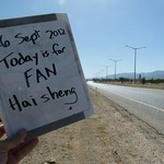 "Today is for Fan Haisheng <a style=""margin-left:10px; font-size:0.8em;"" href=""http://www.flickr.com/photos/59134591@N00/8025977960/"" target=""_blank"">@flickr</a>"