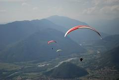 Flight_9 (Tim Meyer Paragliding Photography) Tags: slovenia tolmin soca kobala