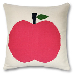 graphic_apple_pink1 (marybelle557) Tags: pink fashion design things best pillows pinkalicious