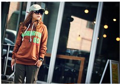 Women's Hooded Printed No-button Sweatershirt (Buytrends2012) Tags: womens printed hooded sweatershirt nobutton