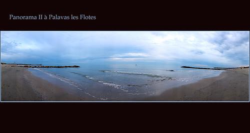 2012 09 28 Panorama II à Palavas les Flotes