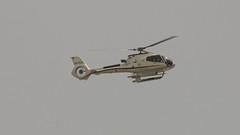 A6-FLY Eurocopter EC130 over Sheikh Zayed mosque (faram.k) Tags: aircraft helicopter abudhabi unitedarabemirates abuzaby eurocopterec130