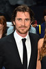 Christian Bale The European Premiere of 'The Dark Knight Rises' held at the Odeon West End - Arrivals. London, England