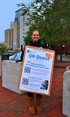 The AT&T QR Quest!