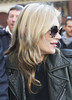 Kate Moss Paris Fashion Week Spring/Summer 2013 - Stella McCartney - Outside Arrivals Paris, France