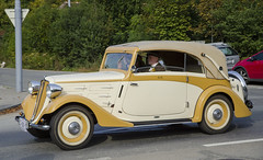 Praga Super Piccolo - Kellner body (1934) (The Adventurous Eye) Tags: classic car race climb do hill praga super system brno piccolo 1934 rallye kellner závod soběšice vrchu brnosoběšice