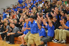 "Homecoming Pep Rally 2012 2 • <a style=""font-size:0.8em;"" href=""http://www.flickr.com/photos/52852784@N02/8047624753/"" target=""_blank"">View on Flickr</a>"