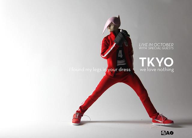 threeA - 1/6 TKYO