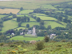 Widecombe in the moor (Sarah Ruck) Tags: tower church devon moor dartmoor 2012 widecombe