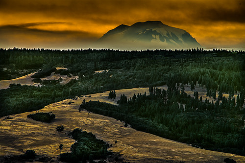 Smoky Mount Adams